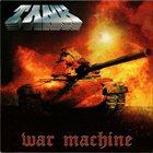 TANK War Machine album cover