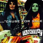 TANKCSAPDA ...'Cause For Sale album cover