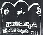 TANKCSAPDA Demo 1991 album cover
