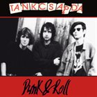TANKCSAPDA Punk & Roll album cover