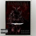 TANTRUM Tear Apart Tear Down album cover