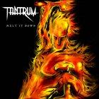 TANTRUM Melt It Down album cover
