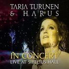 TARJA In Concert - Live At Sibelius Hall album cover