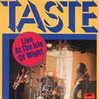 TASTE Live at the Isle of Wight album cover