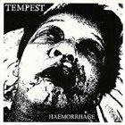 TEMPEST Haemorrhage album cover
