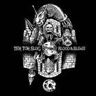 TEN TON SLUG Blood And Slime album cover