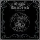 TEN TON SLUG Live At The Siege Of Limerick: Earrach '17 album cover