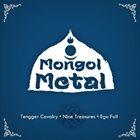 TENGGER CAVALRY Mongol Metal album cover