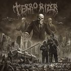 TERRORIZER Caustic Attack Album Cover