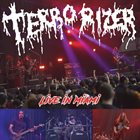 TERRORIZER Live in Miami album cover
