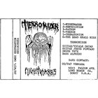TERRORIZER Nightmares album cover