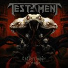 TESTAMENT Brotherhood of the Snake album cover