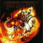 TESTAMENT Days of Darkness album cover
