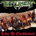 TESTAMENT Live at Eindhoven album cover