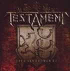 TESTAMENT Live at Eindhoven '87 album cover