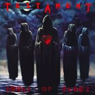TESTAMENT Souls of Black album cover