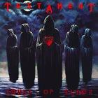 TESTAMENT Souls of Black album cover