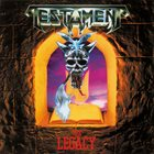 TESTAMENT The Legacy album cover