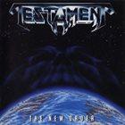 TESTAMENT The New Order album cover