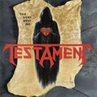 TESTAMENT The Very Best of Testament album cover
