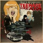 THAT'S OUTRAGEOUS! Teenage Scream album cover