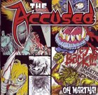 THE ACCÜSED Oh Martha! album cover