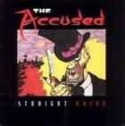 THE ACCÜSED Straight Razor album cover
