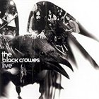 THE BLACK CROWES Live album cover