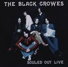 THE BLACK CROWES Souled Out Live album cover