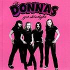 THE DONNAS Get Skintight album cover
