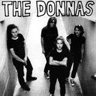 THE DONNAS The Donnas album cover