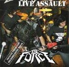 THE FORCE Live Assault album cover