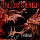 THE FORSAKEN Arts of Desolation album cover