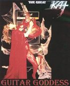 THE GREAT KAT Guitar Goddess album cover