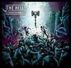 THE HELL Groovehammer album cover