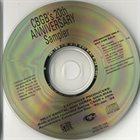 THE JESUS LIZARD CBGB's 20th Anniversary Sampler album cover