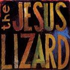 THE JESUS LIZARD Lash album cover