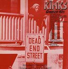 THE KINKS Dead End Street: Kinks Greatest Hits album cover