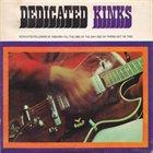 THE KINKS Dedicated Kinks album cover