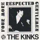THE KINKS Four More Respected Gentlemen album cover