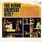 THE KINKS Greatest Hits! album cover
