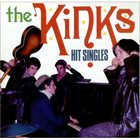 THE KINKS Hit Singles album cover