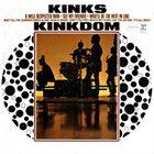 THE KINKS Kinkdom album cover