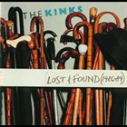 THE KINKS Lost & Found (1986–1989) album cover