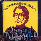 THE KINKS Preservation Act 1 album cover