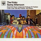 THE KINKS Sunny Afternoon album cover