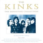 THE KINKS The Definitive Collection album cover