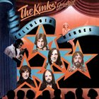 THE KINKS The Kinks' Greatest: Celluloid Heroes album cover