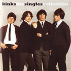 THE KINKS The Singles Collection album cover