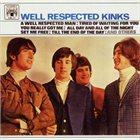 THE KINKS Well Respected Kinks album cover